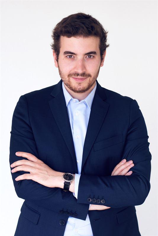 Tristan Watts CEO Echoline