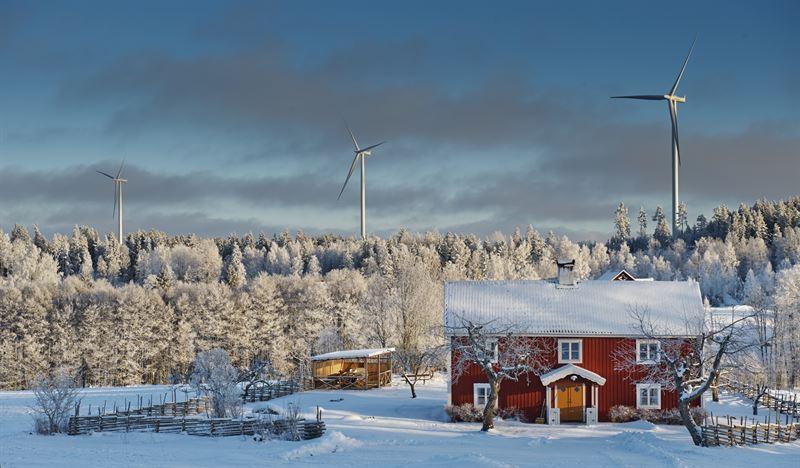 Att vlja klimatsmart elektricitet blir allt viktigare fr svenskarna