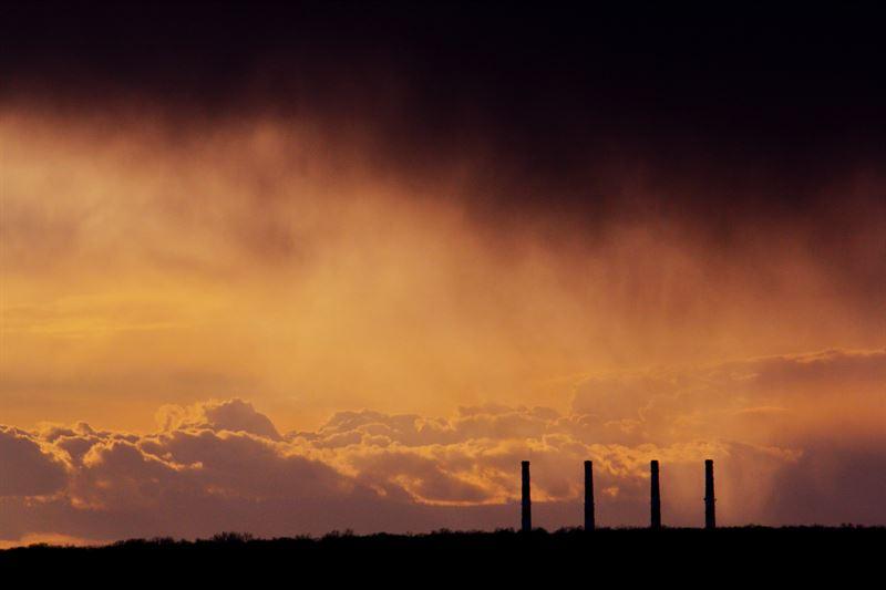koldioxidutslpp r en stor del av det ekologiska fotavtrycket