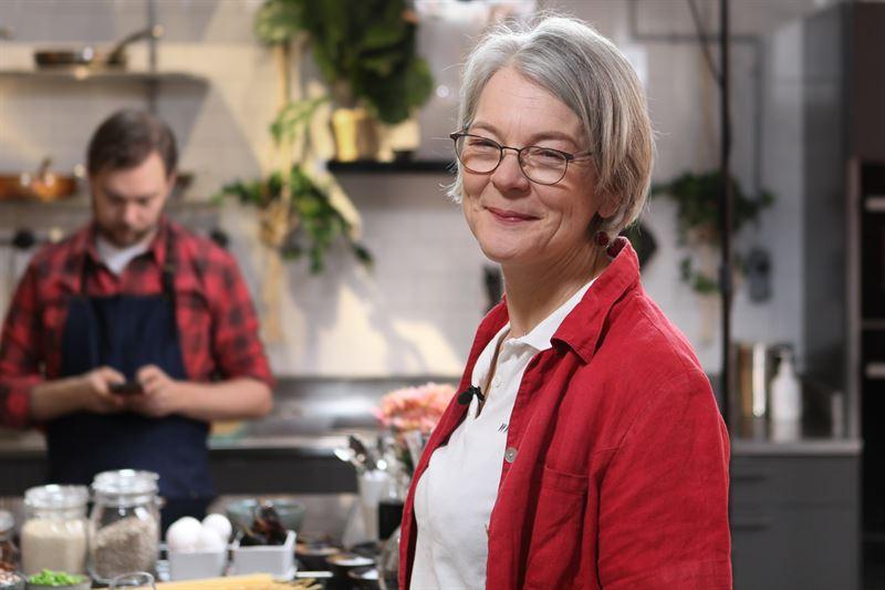 Anna Richert WWF  vill uppmuntra fler att anvnda konsumentmakten fr att pverka vrt klimat o biologiska mngfalden