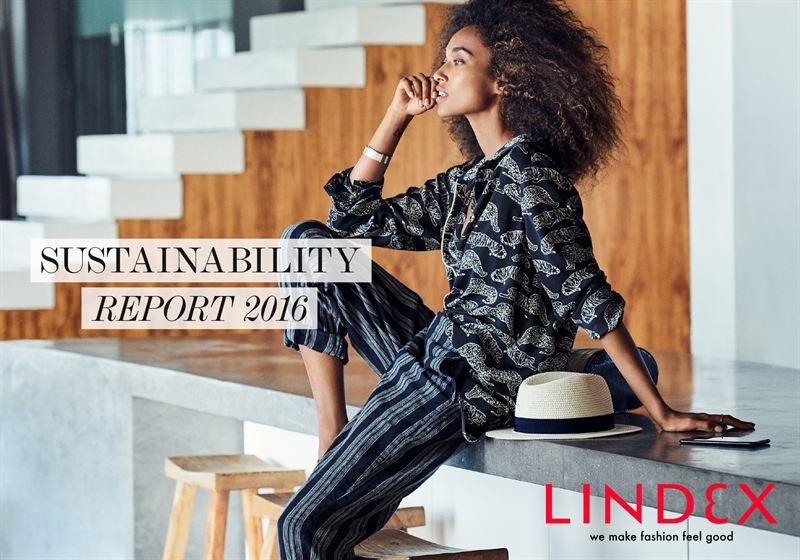 """f0fe9b8c7b """"Trvalá udržateľnosť je základom podnikania spoločnosti Lindex. Som veľmi  hrdý na naše skvelé výsledky a zanietenosť zamestnancov aj partnerov  spoločnosti ..."""