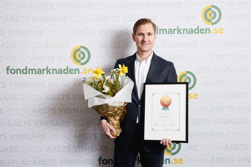 Jon Hyltner frvaltare Enter Smbolagsfond