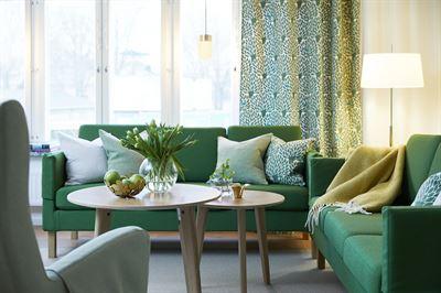 Vardaga interior green