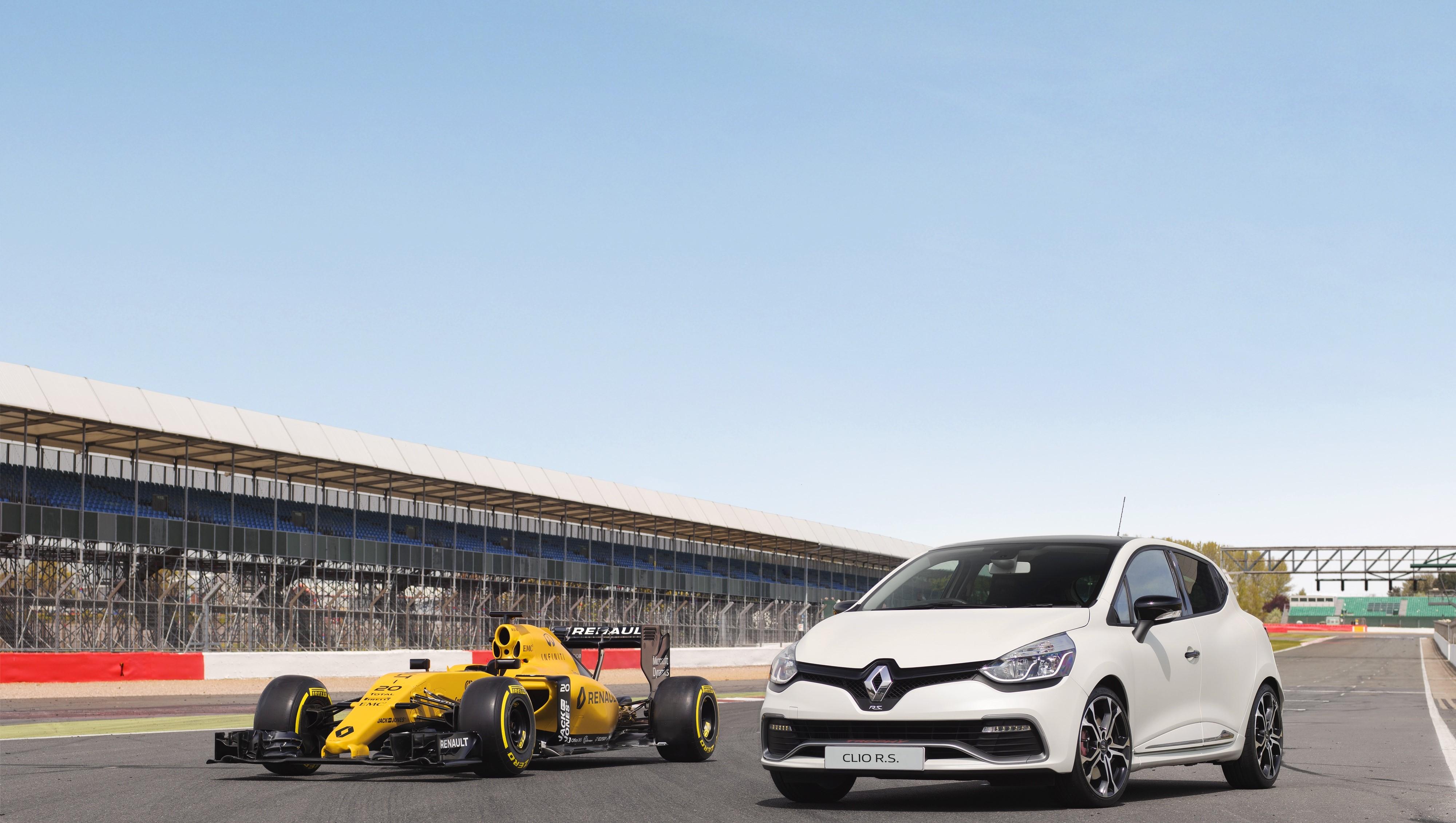 Renault Megane Rs 2017 >> Renault Clio R S Saapuu Suomeen Pieni Urheiluauto