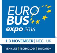 ce8477de9975 Euro Bus Expo 2016 reports successful show – with over £25m of ...