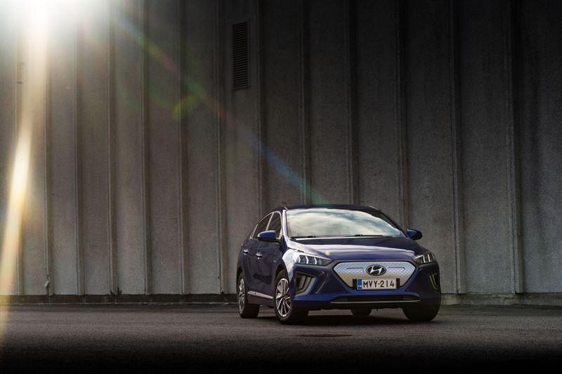 Hyundai Ioniq Kokemuksia