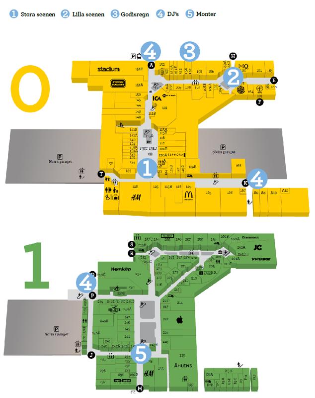 täby centrum karta Andra delinvigningen av nya Täby Centrum   Täby Centrum täby centrum karta