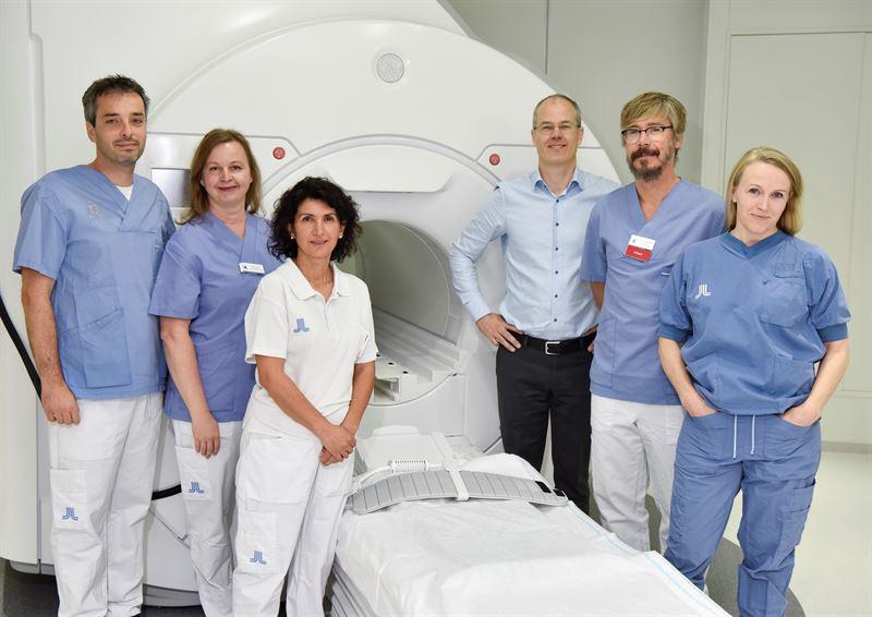 Karolinska University Hospital announces the first treatment in the Nordic  Region of a brain tumor with laser ablation - Karolinska  Universitetssjukhuset