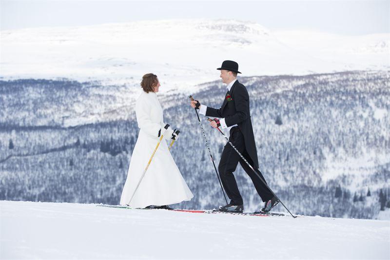 Grattis till det gifta paret