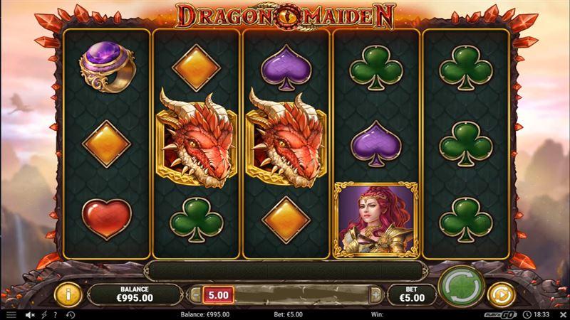 Dragon Maiden Screenshot