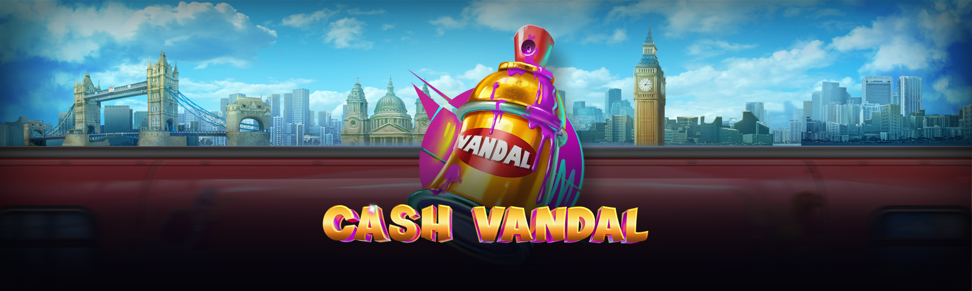 The Writing's on the Wall in Cash Vandal!