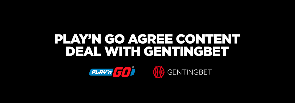 GentingBet Sign Deal for Play'n GO Content