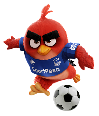 Angry Birds Enters The Top Flight Of English Football With Everton Rovio Entertainment Corporation