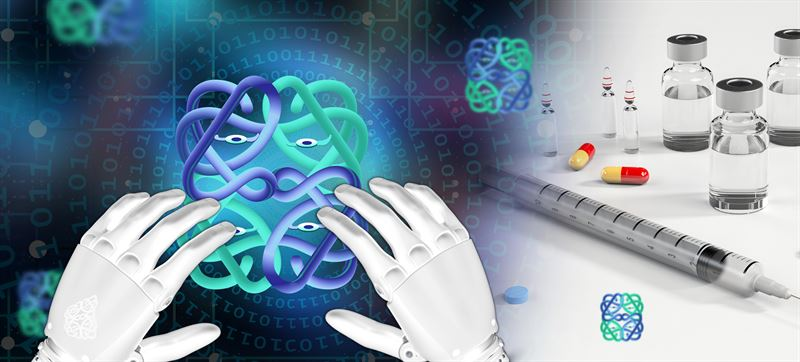Researchers at Chalmers University of Technology Sweden present a way to generate synthetic proteins using Artificial Intelligence The new approach has huge potential for developing efficient industrial enzymes as well as new proteinbased medicine such as antibodies and vaccines