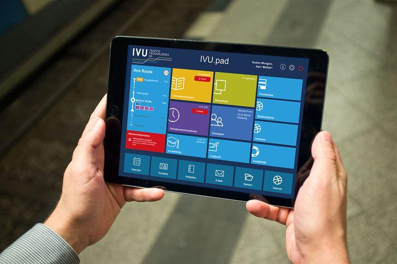 InnoTrans 2016: IVU to exhibit innovations for the digital transport