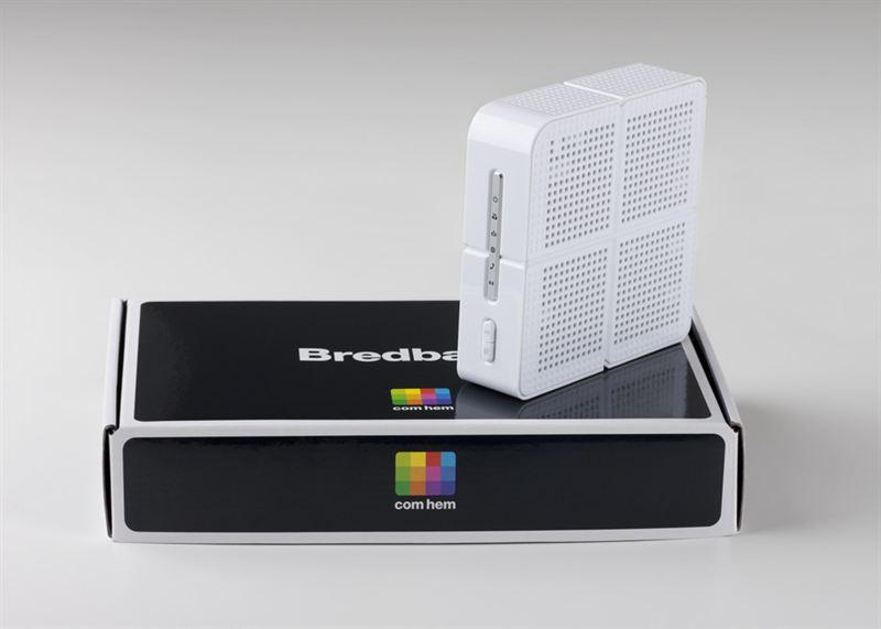 comhem bredband problem