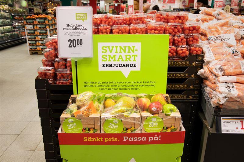 4-5 B2 Svinnsmarta Frukt Grönt-lådor