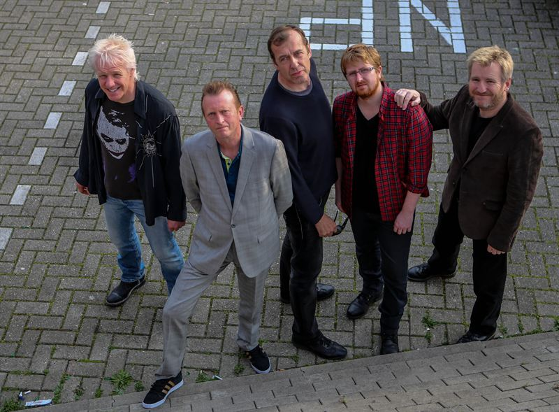 BIG COUNTRY MAKING 'THE CROSSING' TO ISLAND FESTIVAL - Hebridean