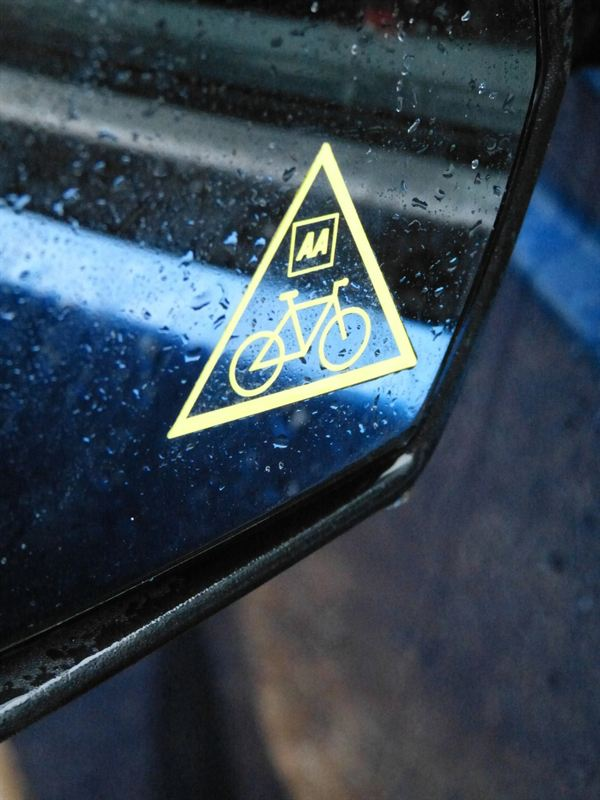 Halfords to hand out stickers urging drivers to think
