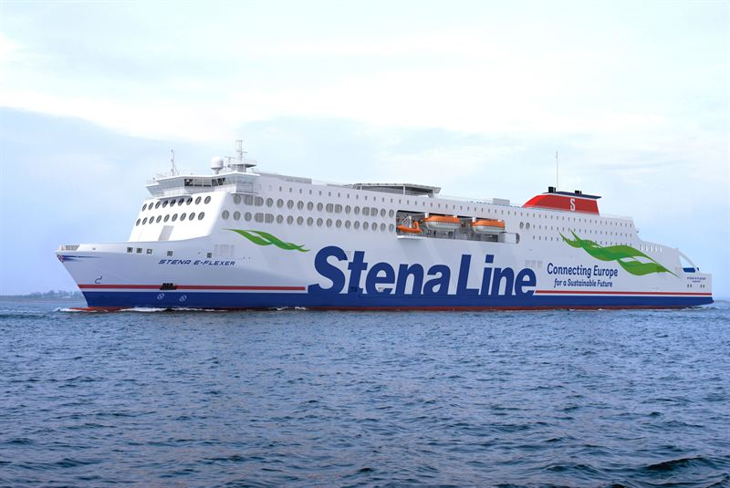 PR: Stena Line sustainability targets is paying off