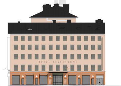 Solo Sokos Hotel Turun Seurahuone avautuu 2019 Sokos Hotellien Solo-perhe  laajenee vuoden kuluttua bd36aae60f