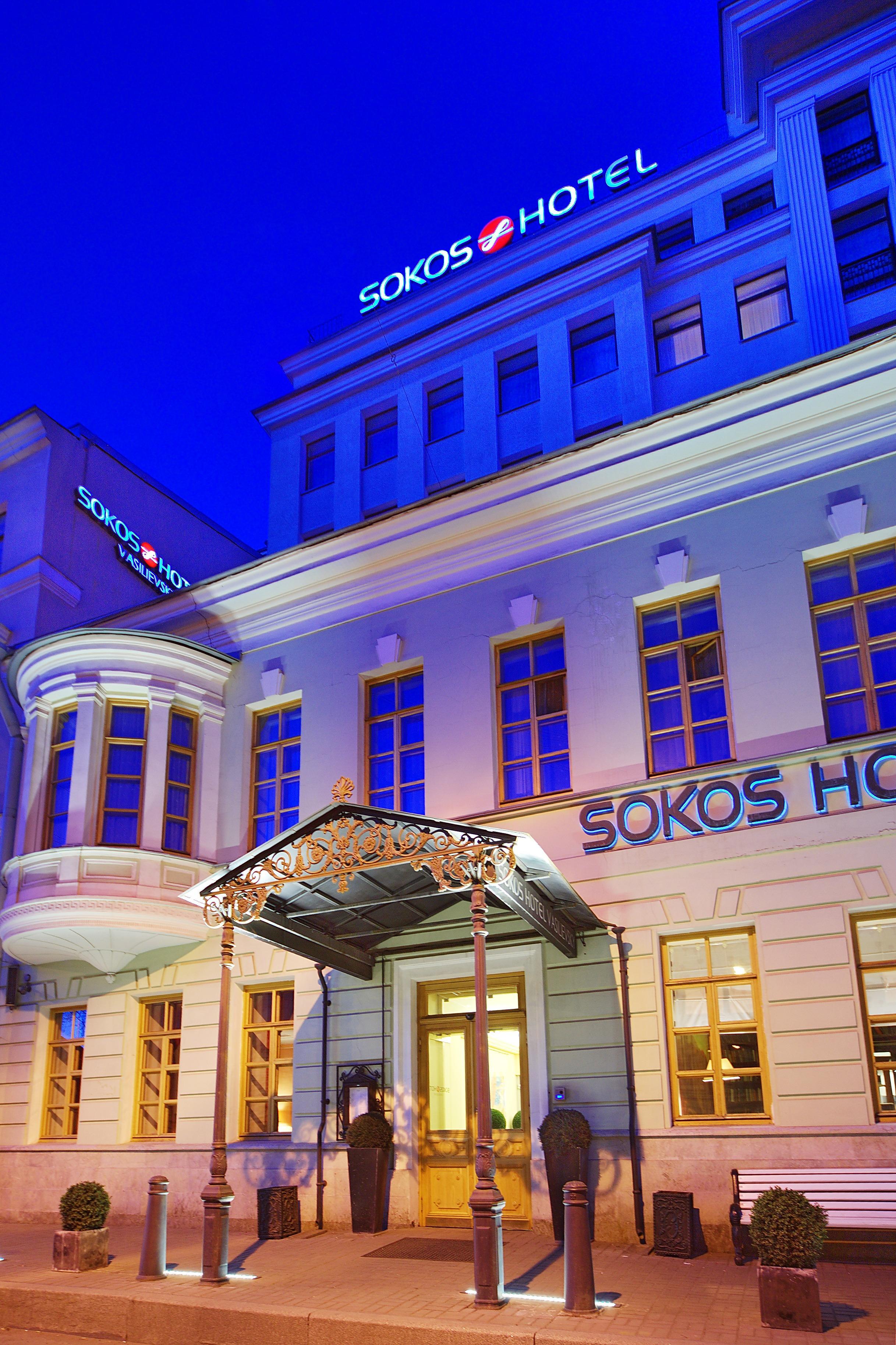 Sokos-Hotellit