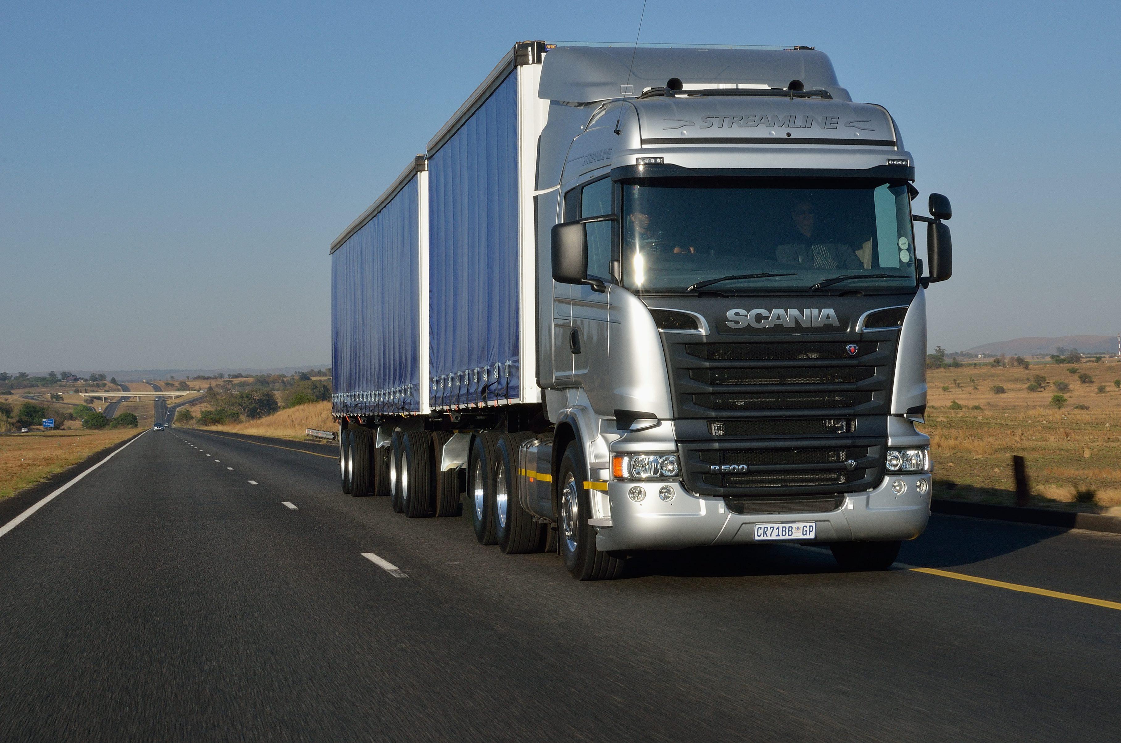 scania truck skf