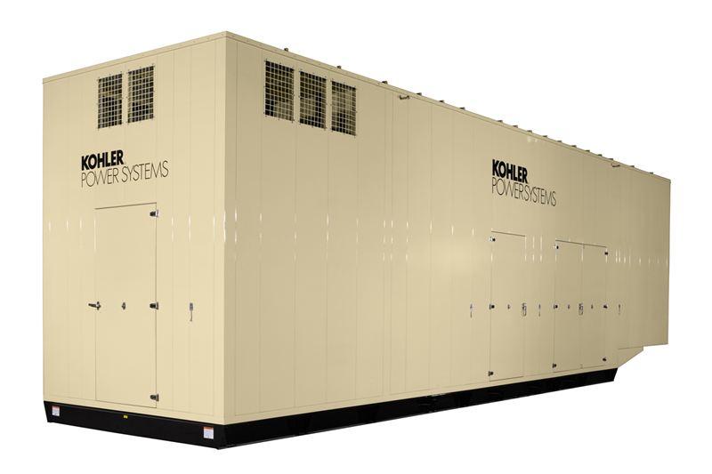 Kohler Power Systems® Earns Additional Seismic