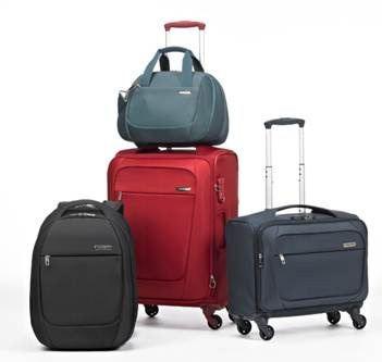 Banta bagaget med B Lite Samsonite