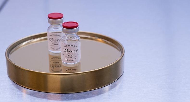 Diamyd Vials