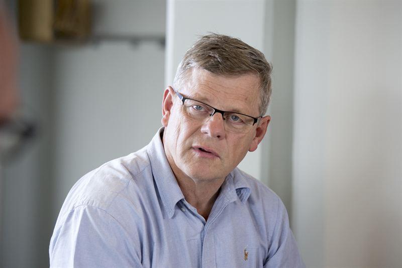 Göran Örlander, Skogsstrateg