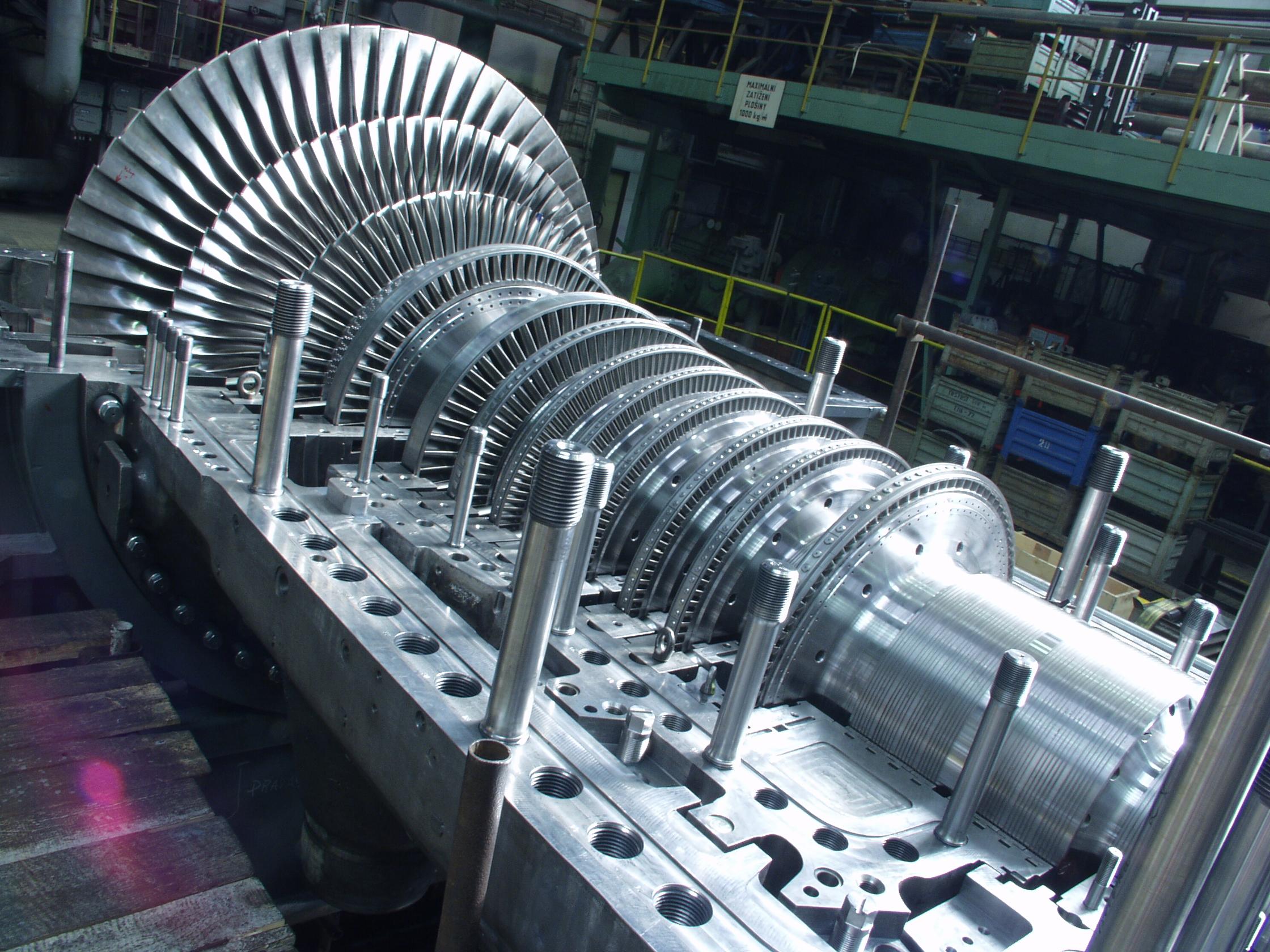 steam turbine engineering handbook pdf
