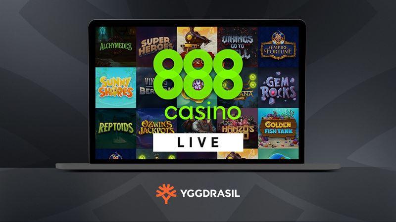 Yggdrasil 888