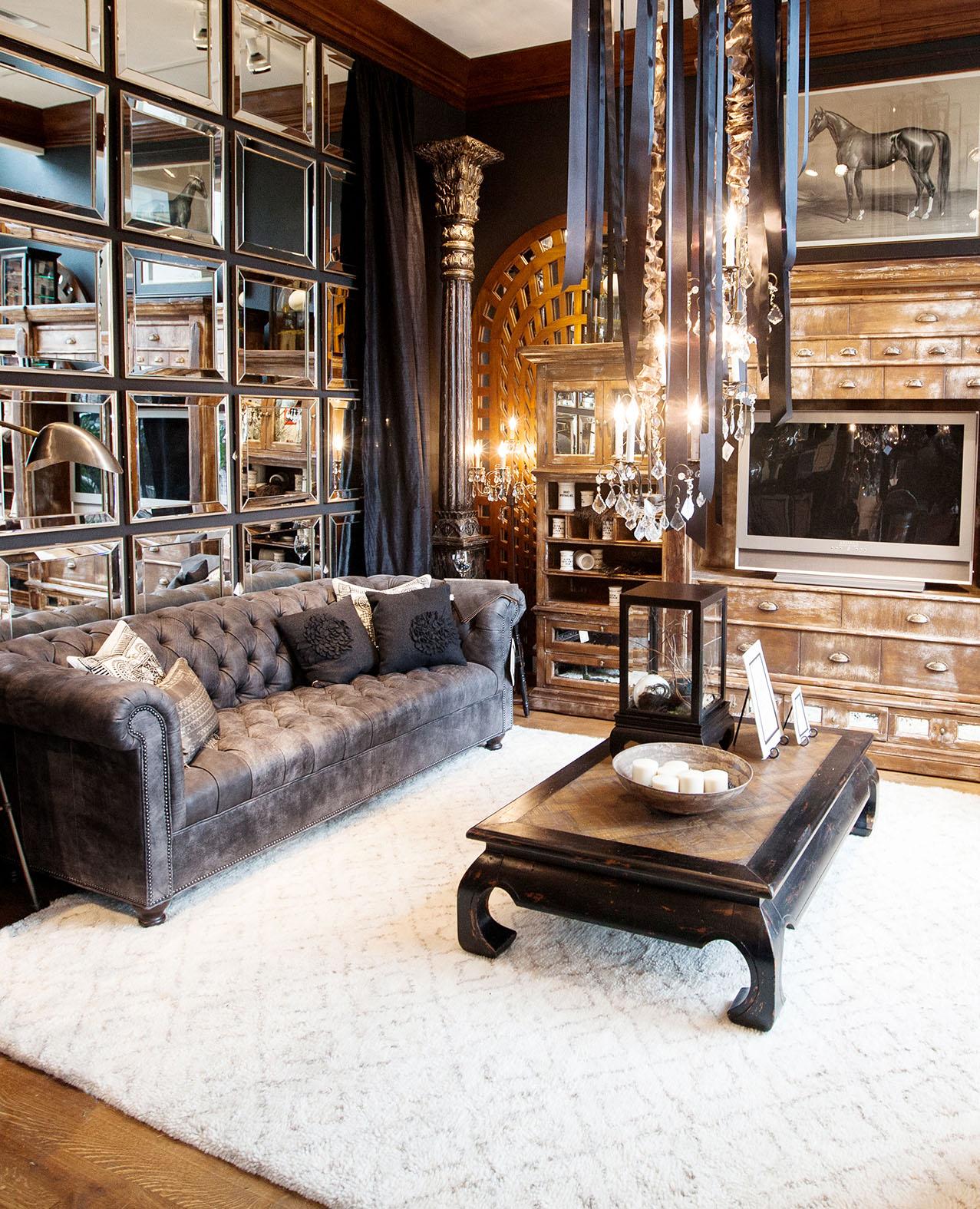 In Store Vignette Arhaus Arhaus Furniture