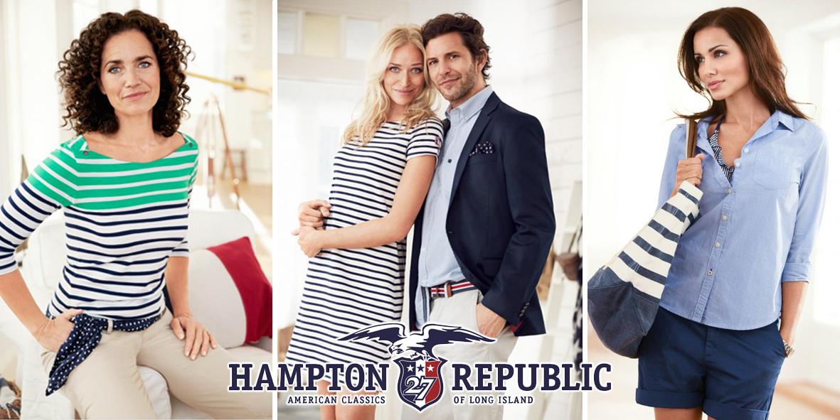 hampton republic tröja