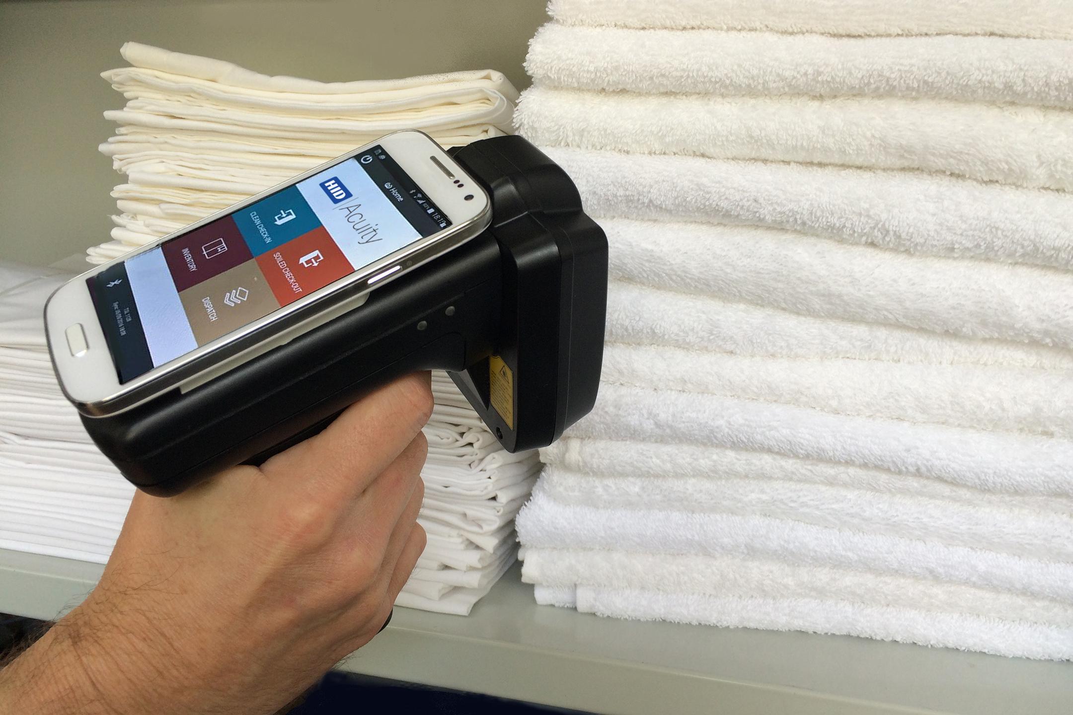 ASSA ABLOY förvärvar Invengos affärsenhet Textile Services i Frankrike