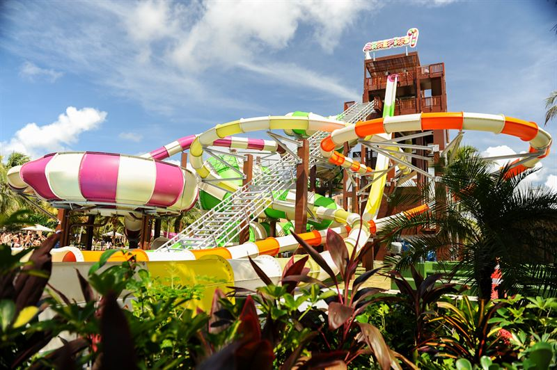 Brazil S Beach Park Launches Arrepius