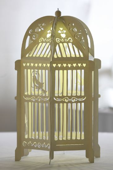 Each Lantern Includes A Wire Free, Battery Powered LED Light, Which Can Be  Switched On And Off As Required To Illuminate The Lantern, Casting  Beautiful ...