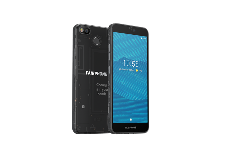 Fairphone 3 Angle