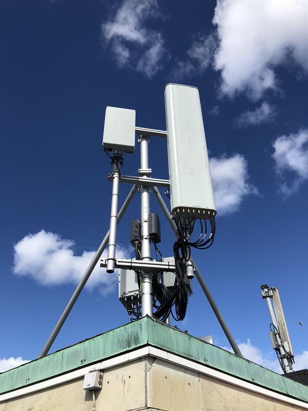 Tele2 5G-mast 2
