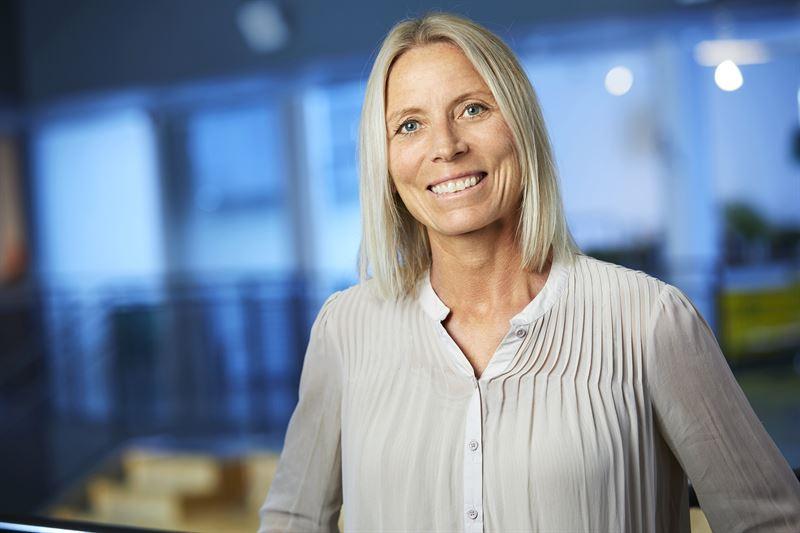 Karin Svensson  HR-chef Tele2