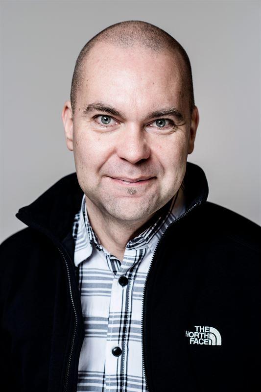 Peter Eriksson - Mittuniversitetet