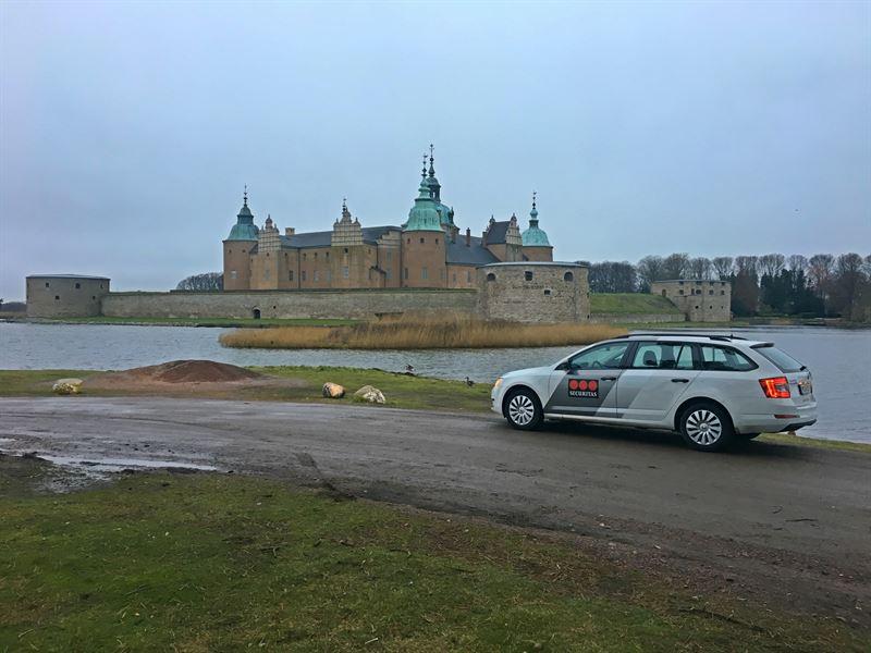 Ytterligare Avtal För Kalmar Kommun Och Securitas Securitas Sverige Ab