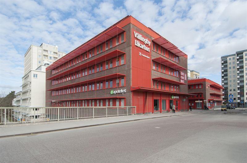 Läkarhuset Vällingby Bild1