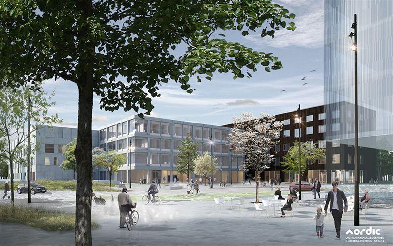 New Hospital at Gardermoen
