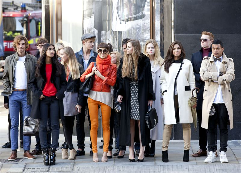 Regent Street Fashion Flaunt Sister