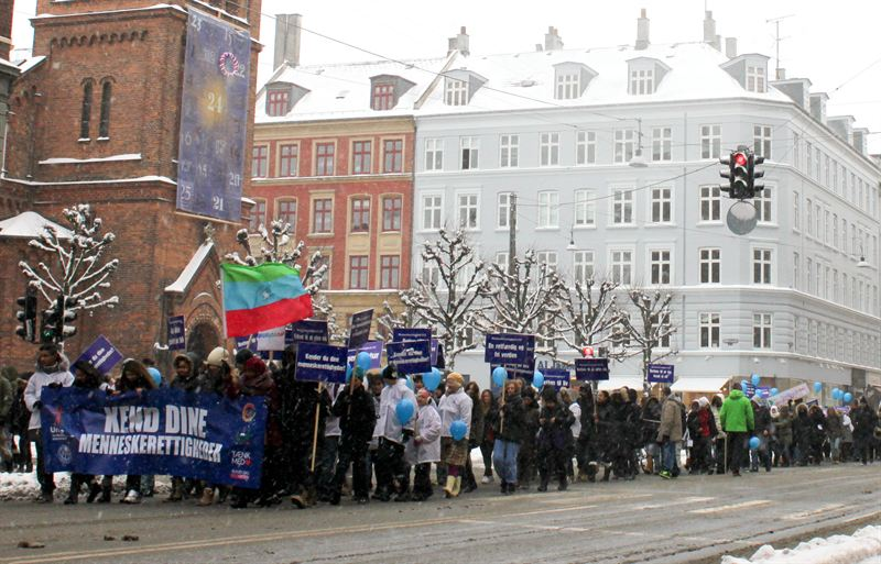 Church Of Scientology Denmark Supports Danish Youth For Human Rights