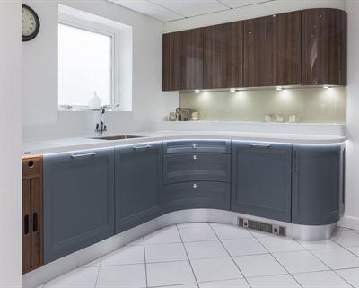 New Year New Showroom For Stoneham Kitchens Ronin Marketing