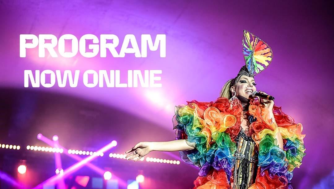 Här är årets program för EuroPride 2018 i Stockholm och