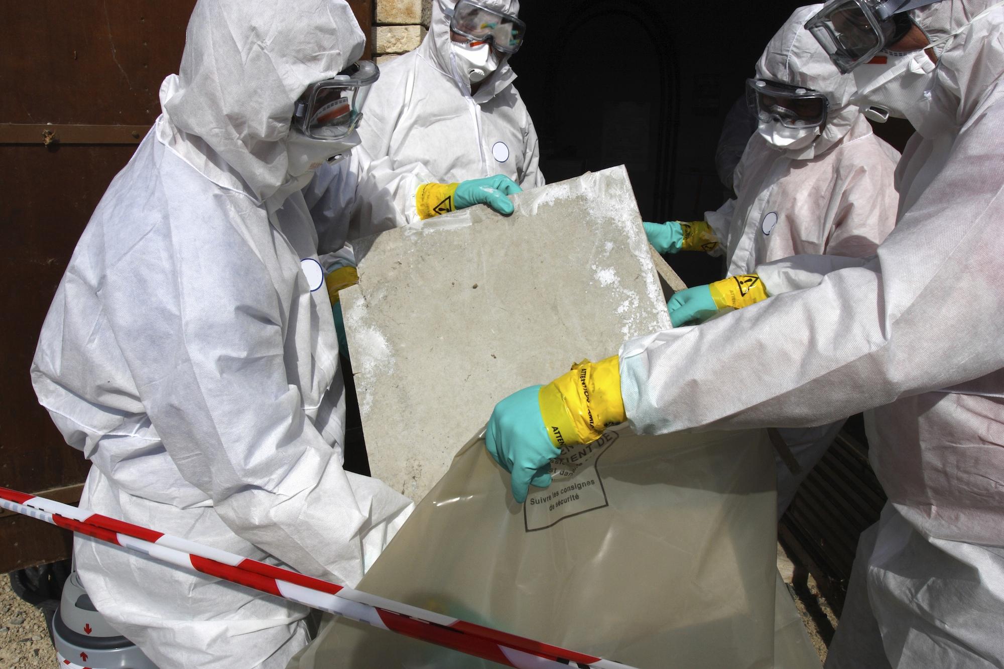 Asbestos Removal - BLS Asbestos